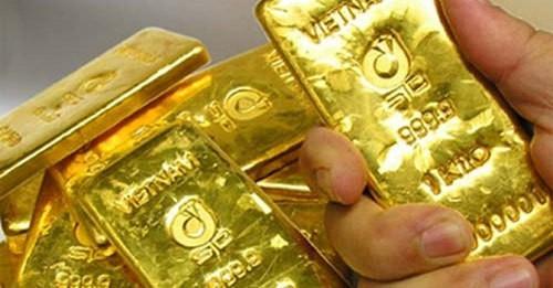 Giá vàng hôm nay: tăng mạnh.