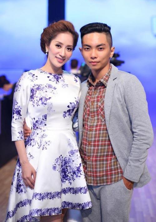 Khánh Thi - Phan Hiển là một cặp đôi đẹp của làng giải trí.
