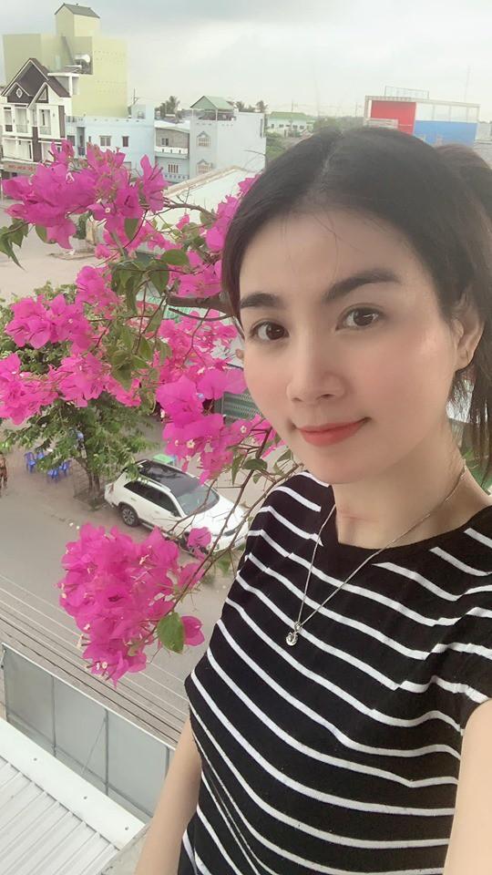 Ngoài rau, Kha Ly còn trồng một số loài hoa