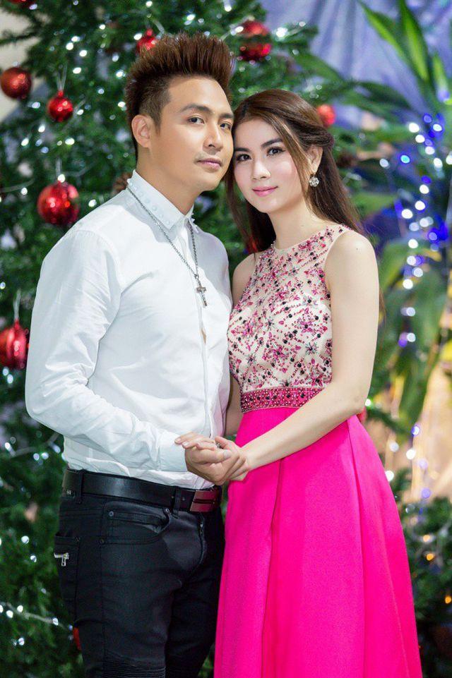 Vợ chồng Thanh Duy hạnh phúc sau hơn 3 năm kết hôn.