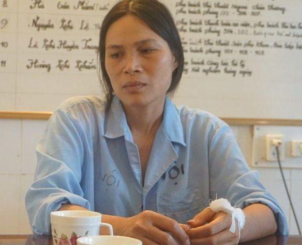 Cô Thanh kể lại phút giây kinh hoàng khi đối tượng Minh lao vào lớp chém học sinh