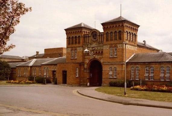 Bệnh viện Broadmoor.