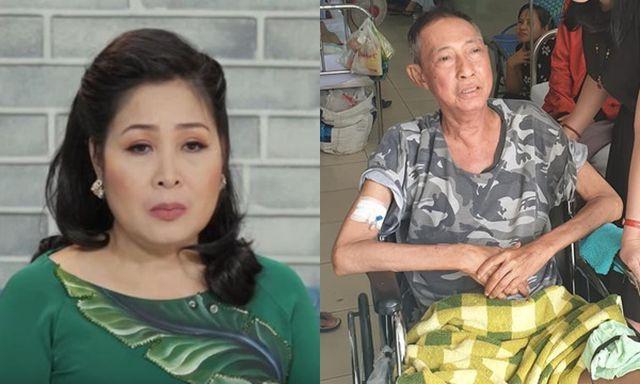 NSND Hồng Vân cho rằng nghệ sĩ Lê Bình hoàn toàn xứng đáng được nhận danh hiệu NSƯT.