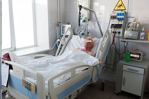 Vladimir Yakovlevich sống sót sau nhiều giờ đóng băng.