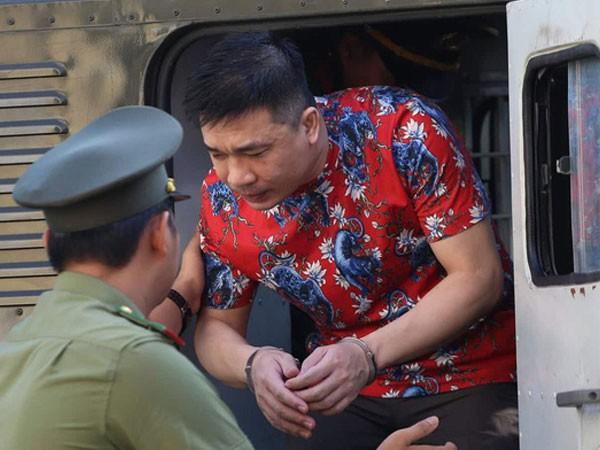 Bị cáo Văn Kính Dương.