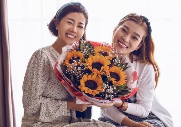 Ngoài Ốc Thanh Vân, Mai Phương còn có một người bạn thân hết lòng giúp đỡ cô.