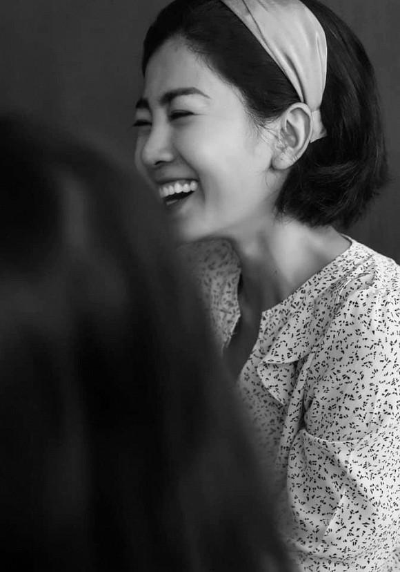 Những khoảnh khắc rạng rỡ của Mai Phương bên Bảo Như.