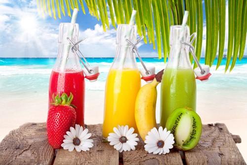 Nước ép hoa quả chế biến sẵn là thủ phạm gây tăng cân