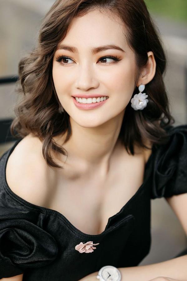 Trương Tri Trúc Diễm là gương mặt không chỉ xinh đẹp mà còn tài năng.