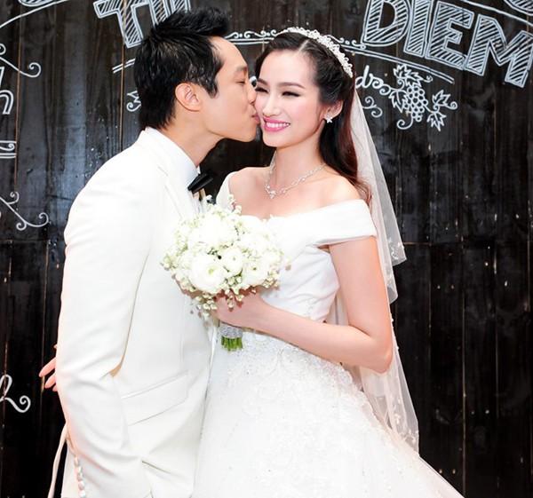Đám cưới của Trương Tri Trúc Diễm diễn ra vào năm 2015.