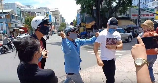 Cơ quan chức năng xác định, phương tiện điều khiển của hai thanh niên đến tấn công diễn viên Lê Dương Bảo Lâm đăng ký tại Q.6.