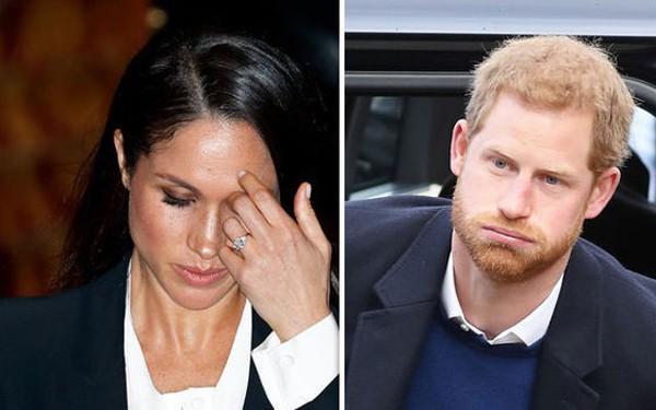 Mối quan hệ của Hoàng tử Harry và vợ luôn được công chúng Anh theo dõi.