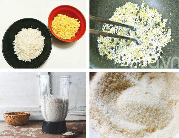 Lưu ý: Bạn có thể dùng bột muối này thực hiện các món ăn tương tự như: chân gà rang muối, cánh gà rang muối, sụn gà rang muối, vịt rang muối....
