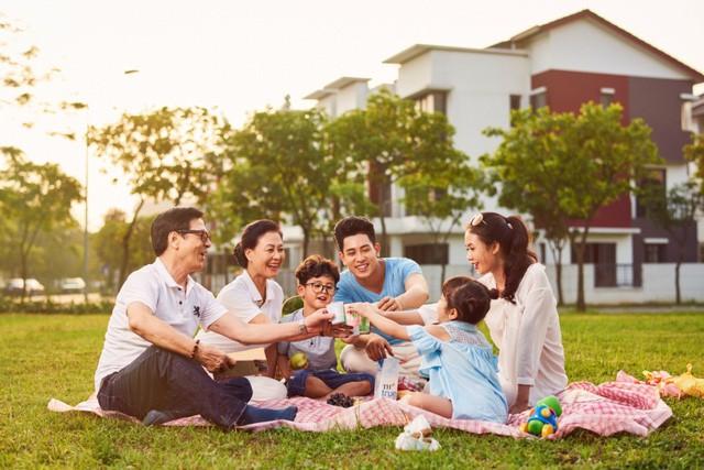 Nhiều gia đình ở thủ đô Hà Nội còn lựa chọn Gamuda Gardens như là một điểm đến du lịch nghỉ dưỡng vào mỗi cuối tuần.