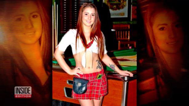 Heather đã gặp Sidney khi đang làm ở quán bar