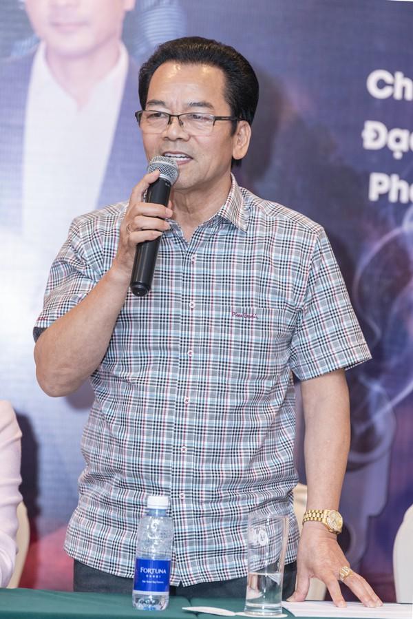 NSND Trần Nhượng cũng có mặt trong phim này.