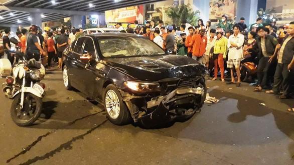 Hiện trường vụ tai nạn tháng 10-2018 - Ảnh tư liệu