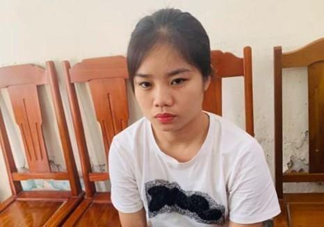 Nguyễn Thị Hằng. Ảnh: Công an cung cấp.