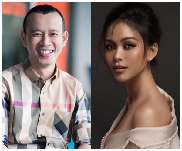 Lùm xùm giữa Phúc Nguyễn và Mâu Thủy diễn ra vào tháng 5/2019 liên quan đến việc thi Hoa hậu Trái đất.