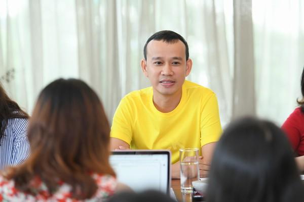 Phúc Nguyễn chính là người đã đưa Phương Khánh thi và giành vương miện Hoa hậu Trái đất 2018.