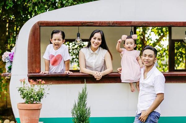 Khánh Thi khoe tài sản khổng lồ là các con cùng khoảnh khắc đẹp khiến khán giả hạnh phúc thay cô.
