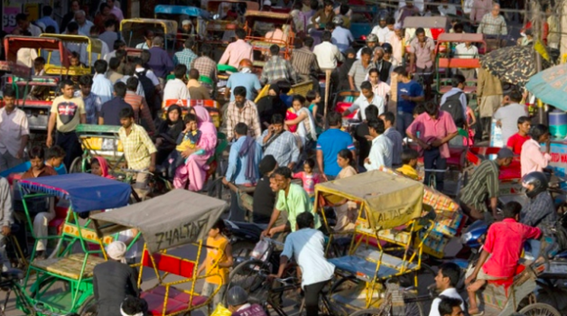 Đất nước nào sẽ soán ngôi Trung Quốc trở thành nước đông dân nhất thế giới? - Ảnh 1.