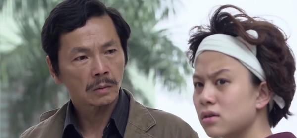 NSƯT Trung Anh và diễn viên Bảo Hân.