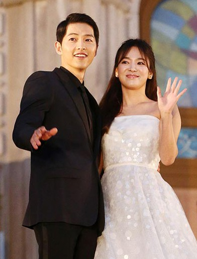 Song Joong Ki, Song Hye Kyo ly dị - Ảnh 1.
