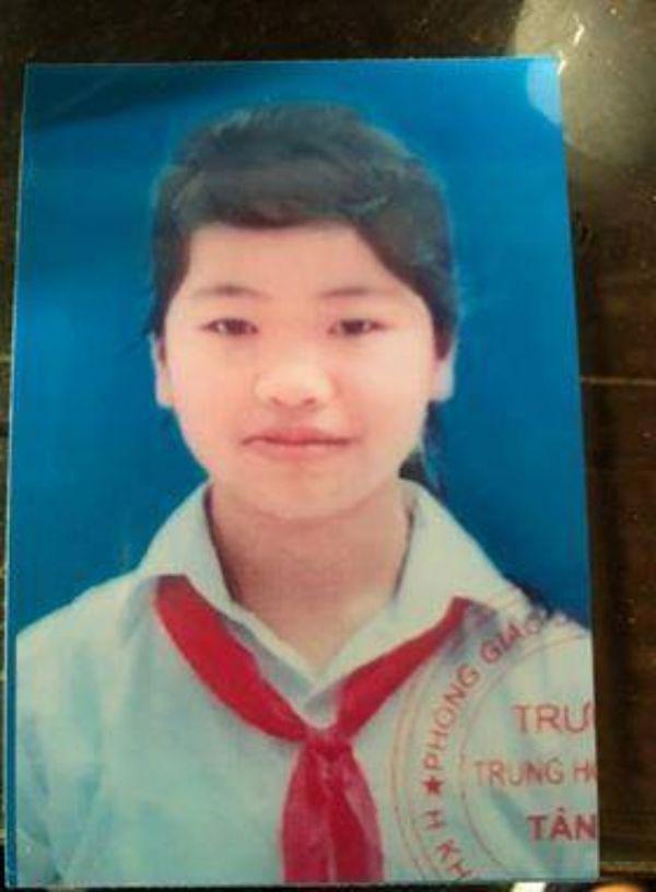 Nữ sinh 14 tuổi mất tích bí ẩn khi đi học thêm - Ảnh 1.