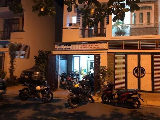 Căn hộ mà Linh thuê tại TP Nha Trang
