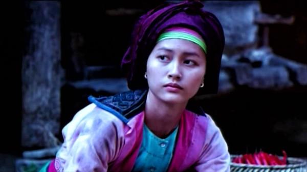 Đỗ Hải Yến với vai nàng Pao trong Chuyện của Pao.
