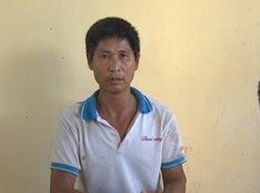 Sang bước đầu đã thừa nhận hành vi hiếp dâm bé gái 10 tuổi cùng xóm.