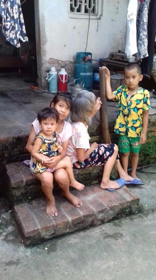 Hoàn cảnh thương tâm của người đàn ông nguy kịch vì điện giật, mẹ già cùng 3 đứa con bệnh tật không tiền điều trị - Ảnh 2.