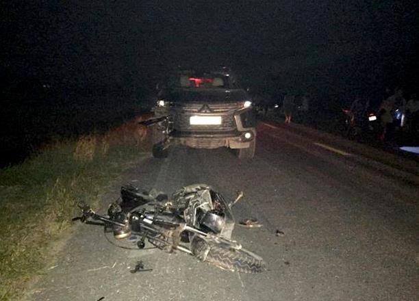 Thông tin mới nhất vụ tai nạn kinh hoàng xe 7 chỗ đâm 3 em nhỏ tử vong - Ảnh 1.