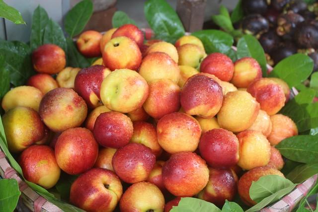 Ba loại quả hàng Trung Quốc tràn ngập chợ đang hút khách Việt ham rẻ - Ảnh 2.