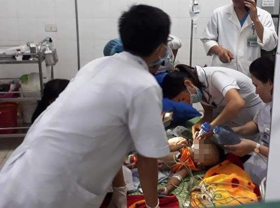 Nghệ An: Kinh hãi bé gái 22 tháng tuổi bị chó cắn tử vong - Ảnh 1.