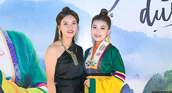 Phạm Phương Thảo không hài lòng với thái độ của Hoa hậu Áo dài Tuyết Nga - Ảnh 3.