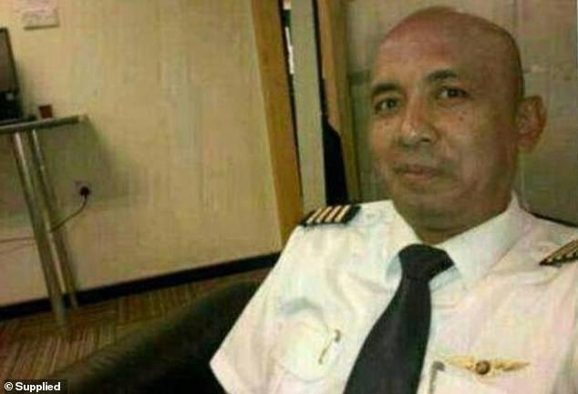 Sự thật gây sốc về cơ trưởng lái máy bay MH370 mất tích cách đây 5 năm - Ảnh 2.