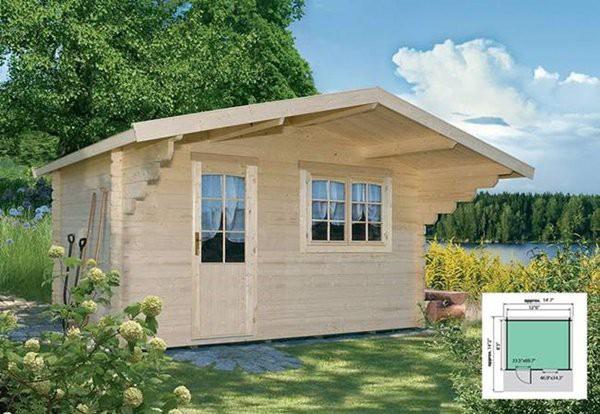 Nhà sản xuất đề nghị khách hàng không dùng kiểu nhà nhỏ lắp ghép này như một ngôi nhà nhỏ để ở mà có thể làm nhà nghỉ dưỡng bên hồ, phòng tập yoga, ki ốt bán hàng hoặc nơi nghỉ ngơi ở sân vườn.