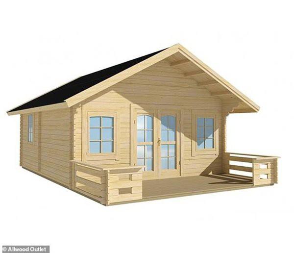 Không có đường ống dẫn gas nên khó có thể làm bếp trong nhà. Để bù lại việc thiếu điện, mỗi phòng có một cửa sổ để hút ánh sáng tự nhiên.