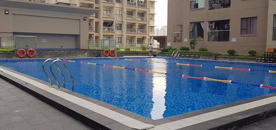 Hà Nội: Người đàn ông đột tử ở bể bơi chung cư VOV - Ảnh 1.