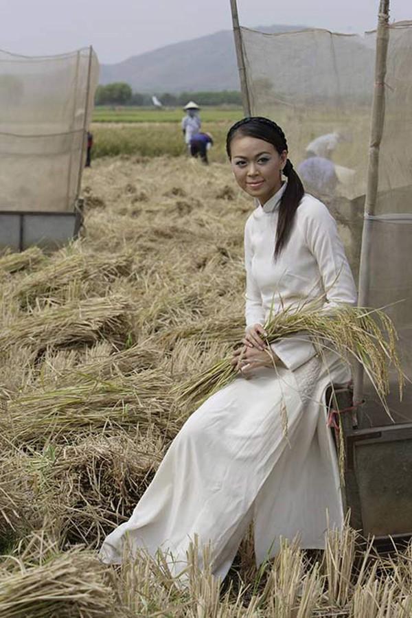 Ngọc Nga từng là người mẫu đình đám phía Nam cùng thế hệ Xuân Lan, Thân Thúy Hà, Kim Hồng...