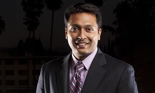 Sharran Srivatsaa, CEO của công ty bất động sản có trị giá khoảng 3,4 tỷ đôla. Ảnh: BusinessInsider.