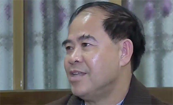 Ông Đinh Bằng My bị tố dâm ô hàng loạt học sinh nam.