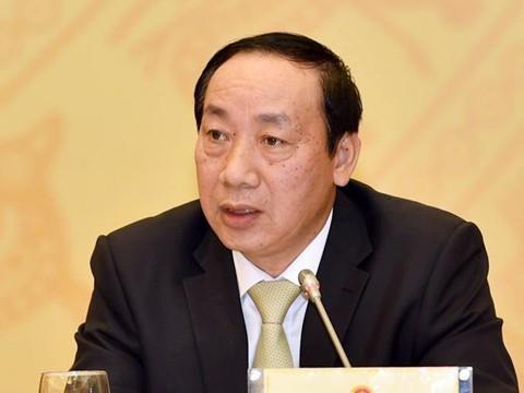 Ông Nguyễn Hồng Trường. Ảnh: VGP.