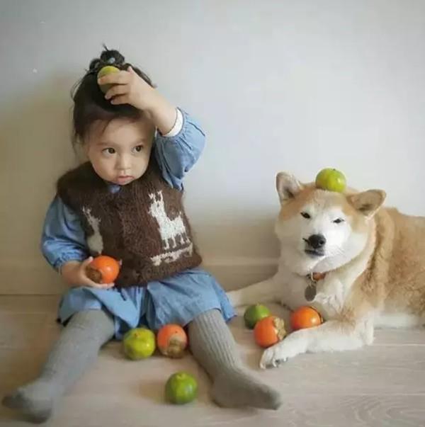 Nuôi thú cưng cũng cần phải đảm bảo sự an toàn và sức khỏe của trẻ (Ảnh minh họa).