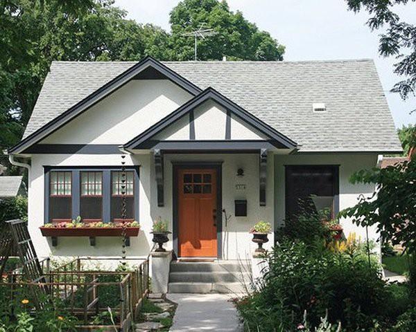 Căn nhà nhỏ xinh xắn này là một mơ ước của rất nhiều cặp vợ chồng trẻ.