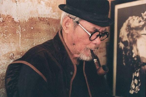 Nhà thơ Phan Vũ - tác giả của Hà Nội Phố