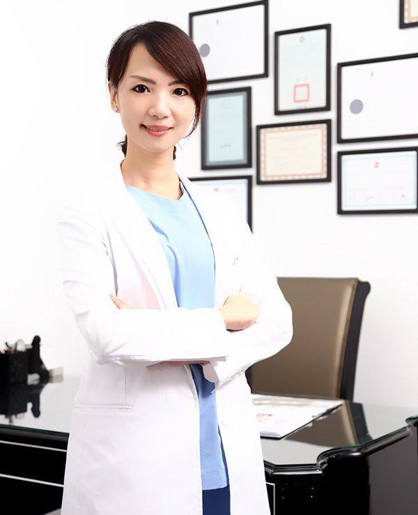 Bác sĩ Zhu Qiongru.