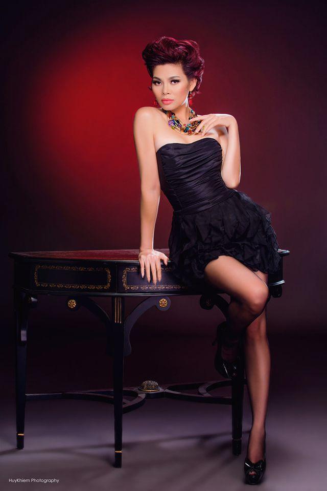 Khán giả sẽ thấy một Ngọc Anh xinh xắn hơn, tươi trẻ hơn nhưng vẫn là một Ngọc Anh thanh lịch và ngọt ngào của Hà Nội...